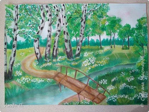 Здравствуйте, продолжаю учиться рисовать... фото 1