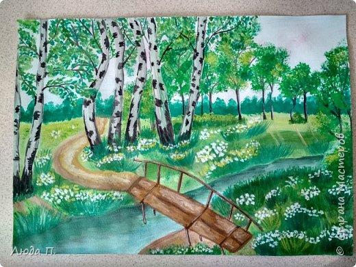 Здравствуйте, продолжаю учиться рисовать... фото 2