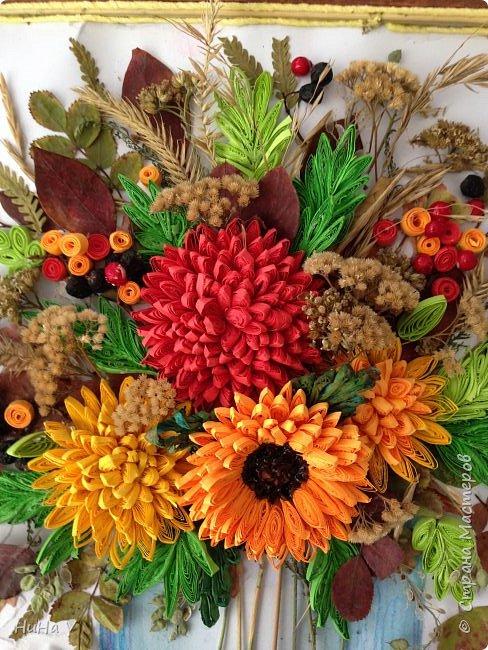 Осенний букет фото 4