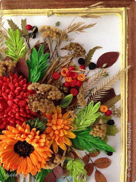 Осенний букет фото 7