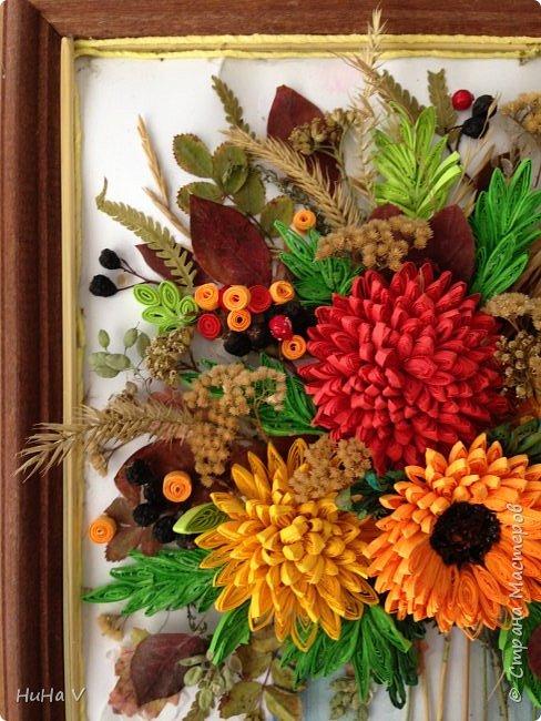 Осенний букет фото 8