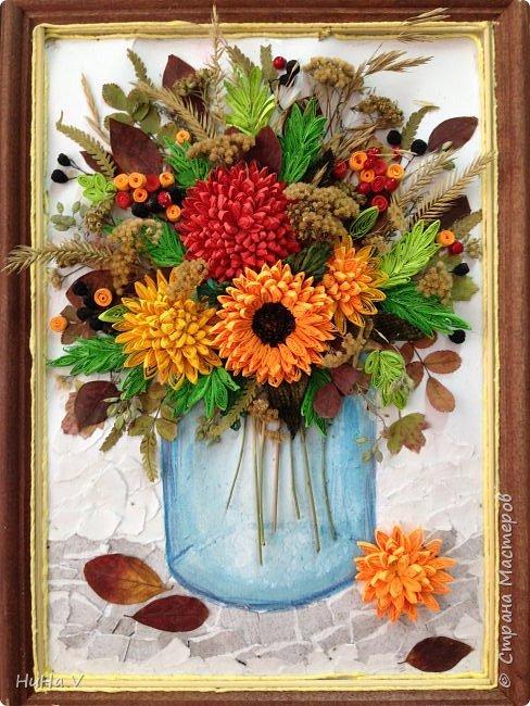 Осенний букет фото 1