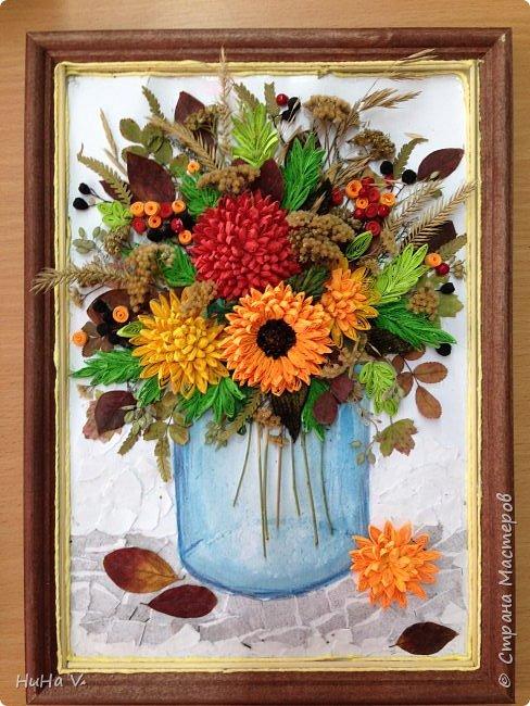 Осенний букет фото 13