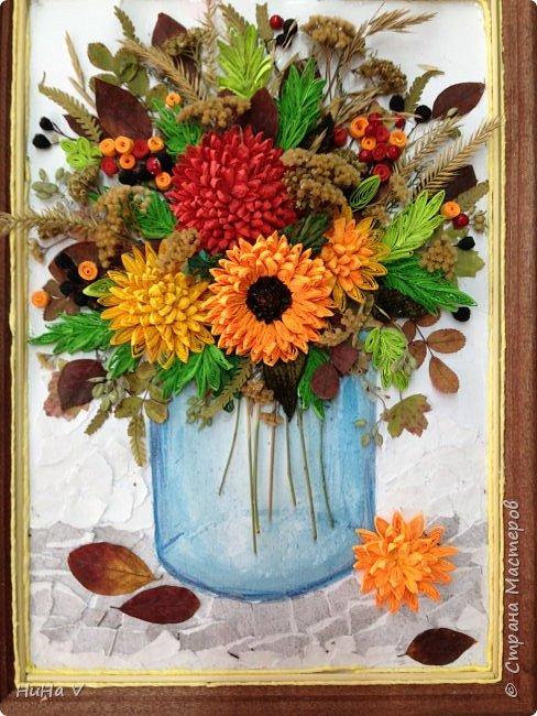 Осенний букет фото 12