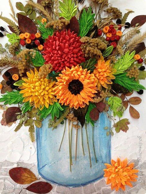 Осенний букет фото 5