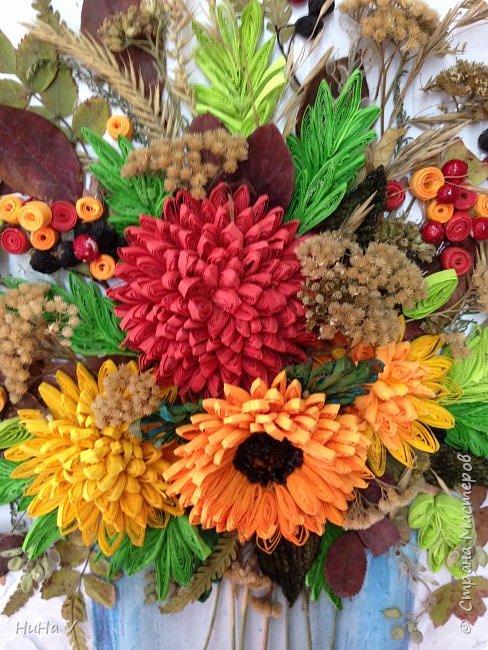 Осенний букет фото 11