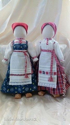 Куклы в костюмах моего края и района фото 2