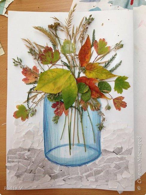 Осенний букет фото 14