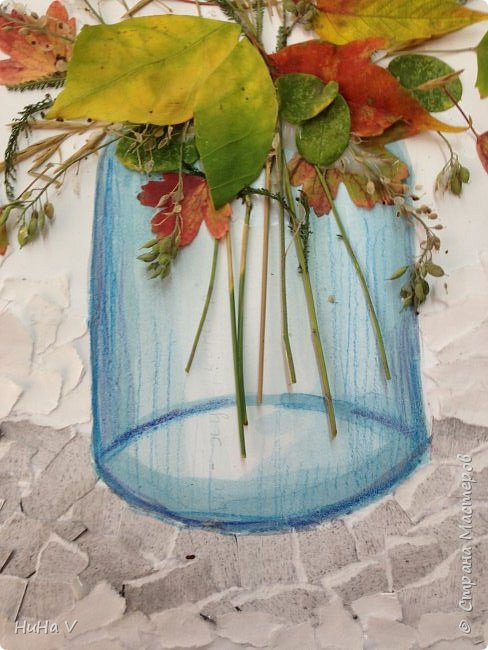 Осенний букет фото 15