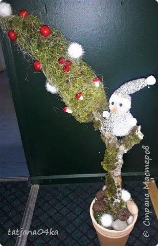 в воскресенье учились делать рождественский рог изобилия,,,вот такая красота теперь украшает мой дом фото 11