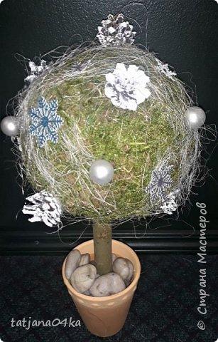 в воскресенье учились делать рождественский рог изобилия,,,вот такая красота теперь украшает мой дом фото 12