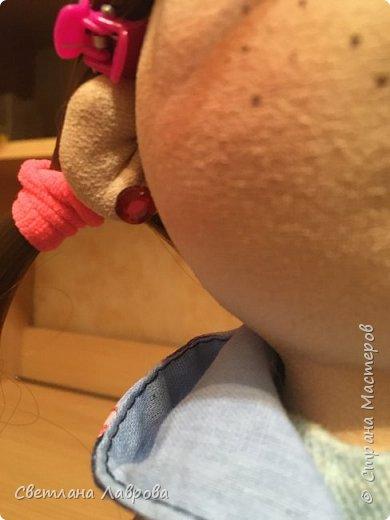 Кукла-Валечка фото 3