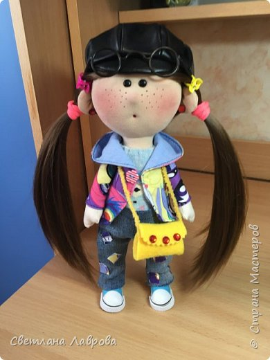 Кукла-Валечка