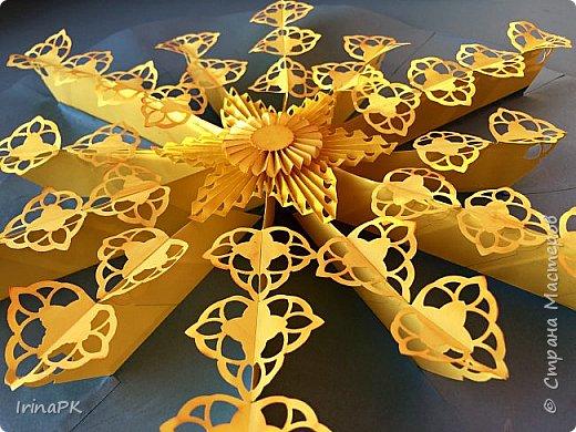 Моя искра творчества сделана в технике 3Д стик-арт, которую придумала Татьяна Николаевна!!! Спасибо огромное!!! Очень нравится эта техника!!! фото 5