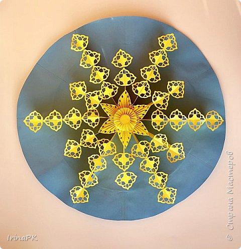 Моя искра творчества сделана в технике 3Д стик-арт, которую придумала Татьяна Николаевна!!! Спасибо огромное!!! Очень нравится эта техника!!! фото 3