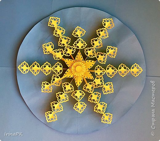 Моя искра творчества сделана в технике 3Д стик-арт, которую придумала Татьяна Николаевна!!! Спасибо огромное!!! Очень нравится эта техника!!! фото 7