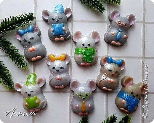 Быстрыми шагами приближается Новый год. И хотя по восточному календарю ещё правит свинья, но мыши уже активизировались. Шуршат, пищат, да лезут.. фото 8