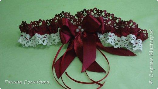 Свадебный набор под заказ . фото 2