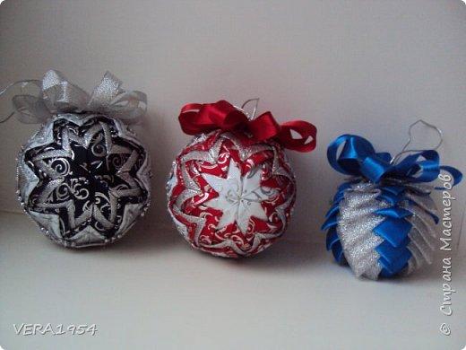 Добрый день, друзья!    Для подарков сделала шарики в технике артишок. фото 2