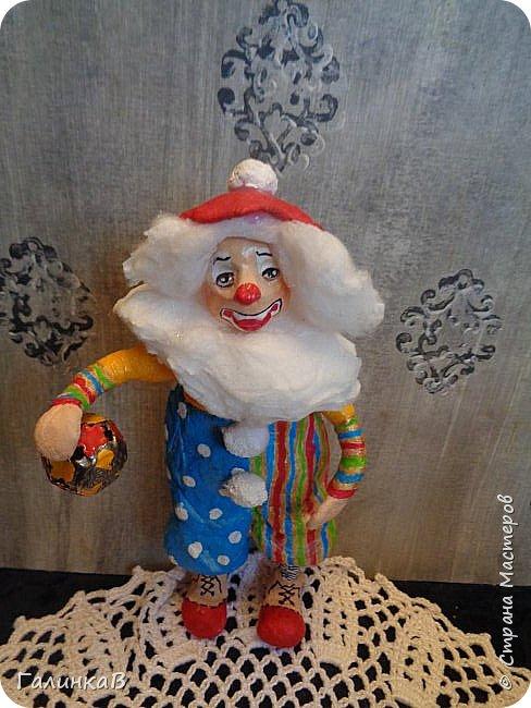 """Доброго всем дня! Дорогие мои, сегодня показываю вам еще партию ватных игрушек. Этакая мини-серия под названием """"Старые игрушки"""" или """"Игрушки из бабушкиного сундука"""".   фото 9"""