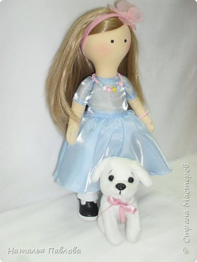 Девочка с собачкой фото 2