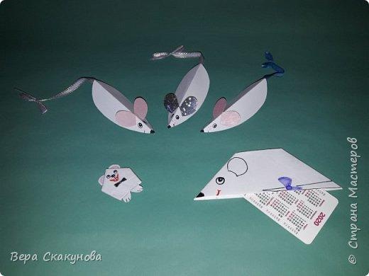 Оригинальные мышки просты в изготовлении и служат прекрасным символическим сувениром к Новому 2020 году!