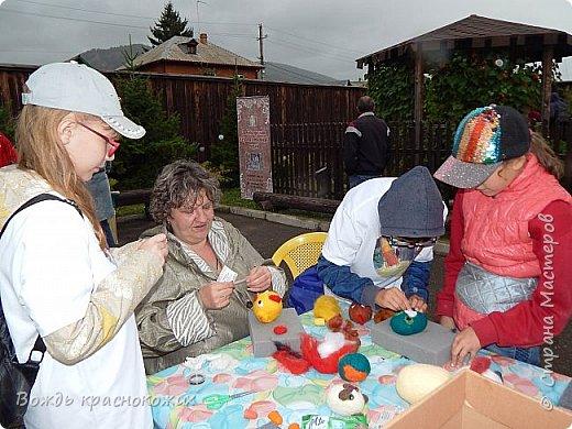 Творческие фестивали на родине В. П. Астафьева фото 5