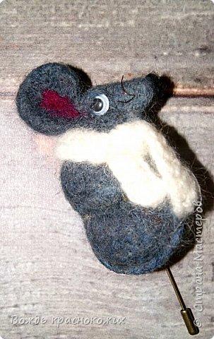 """""""Мышка - брошка"""""""