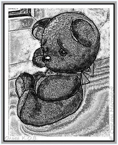 Некоторые Черно-белые иллюстрации к книжке фото 18