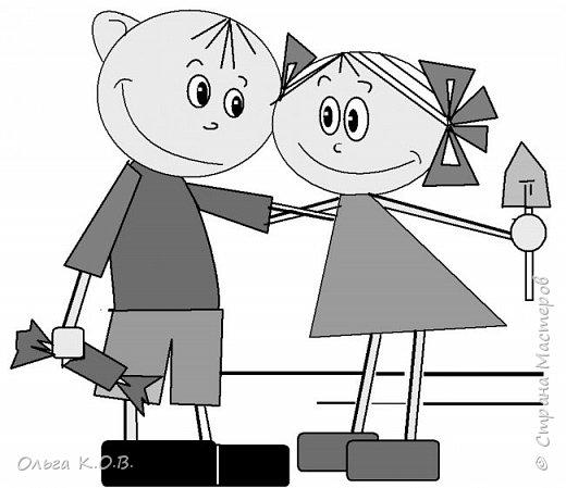 Некоторые Черно-белые иллюстрации к книжке фото 22