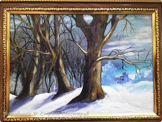 Здравствуйте, дорогие соседи , жители этой замечательной Страны! Я снова к Вам с рисунками. Весна в лесу. фото 3