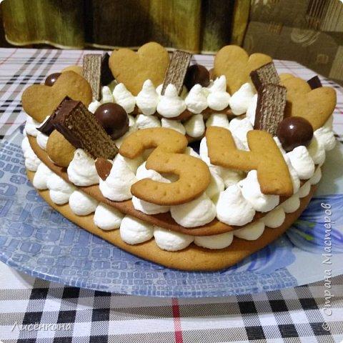 """Добрый день дорогие мастера и мастерицы. Сегодня хочу рассказать вам как приготовить торт """"Цифра"""". Сложность приготовления небольшая.  Смотрятся такие тортики очень эффектно. Вариантов украшения огромное множество. Этот торт является кондитерским трендом  с 2018 года, торт (а по мнению некоторых кондитеров – тарт) в виде цифры, буквы или символа (например, сердца). Считается, что идейным вдохновителем такого десерта стала кондитер из Израиля Adi Klinghofer. фото 2"""