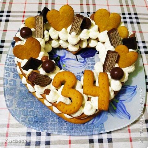 """Добрый день дорогие мастера и мастерицы. Сегодня хочу рассказать вам как приготовить торт """"Цифра"""". Сложность приготовления небольшая.  Смотрятся такие тортики очень эффектно. Вариантов украшения огромное множество. Этот торт является кондитерским трендом  с 2018 года, торт (а по мнению некоторых кондитеров – тарт) в виде цифры, буквы или символа (например, сердца). Считается, что идейным вдохновителем такого десерта стала кондитер из Израиля Adi Klinghofer."""