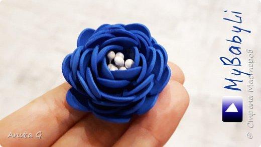 Цветы из фоамирана / Розы за пару минут