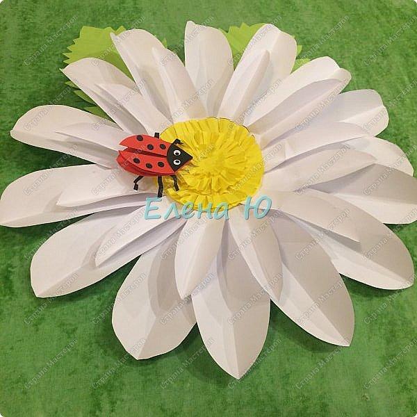 Случилось так, что меня попросили придумать цветы для украшения зала в детском саду к 8 марта, которые бы могли сделать родители. Придумала, делюсь)