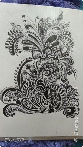 Простой карандаш, начало фото 10