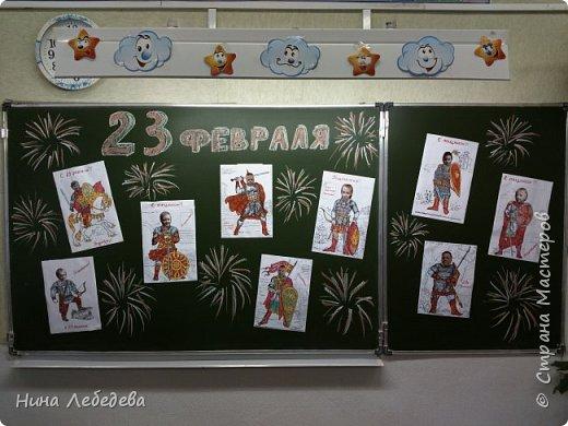 Эта идея не новая и тем более не моя, но хочется поделиться, как мы поздравили девочек и мальчиков в классе с праздниками.  фото 9