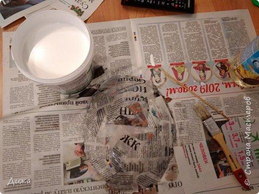 """Всем огромный приветик! Хочу показать вам маску, которую я сделала на зимний конкурс """"Новогодний маскарад"""", организованный Викторией https://stranamasterov.ru/node/1186592.  Это маска На'ви  На'ви это вымышленная гуманоидная раса, населяющая планету Пандора в художественном фильме """"Аватар"""" Маска выполнена по технике папье-маше  Самую первую маску по этой технике я сделала и показал вот здесь подробно https://stranamasterov.ru/node/1119143 фото 3"""