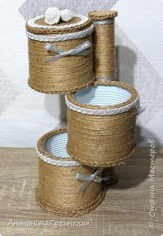 Коробочки, корзинки, шкатулочки, упаковки   - Страница 3 456038_img_8959