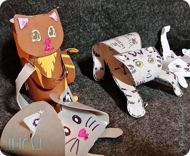 """Превращение бонбоньерки или кошки бывают разные!  Чуточку переделала песню:  """"КОШКИ бывают разные - Чёрные, белые, серые. Но всем одинаково хочется С поделками заморочиться""""."""