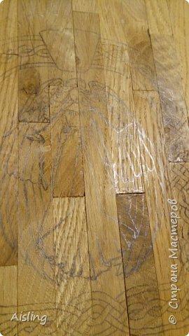 Заготовка дубовая склееная на ПВА из тех же маленьких брусочков описанных ранее. фото 2