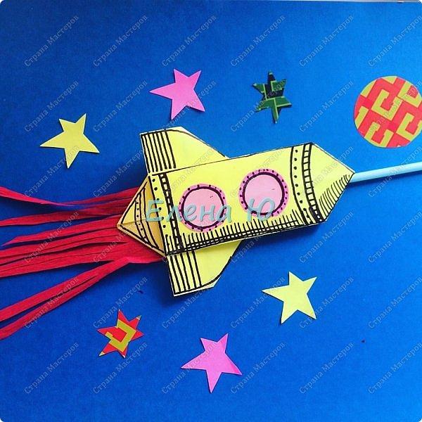 Скоро День Космонавтики и мы опять готовим наши ракеты к полету))