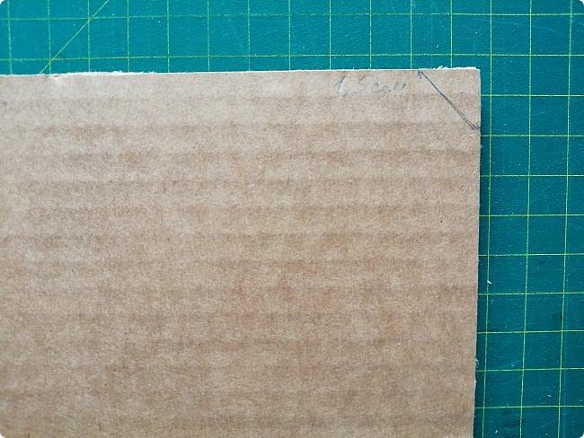 Предлагаю сделать рамку для фотографии 15х20 см  из самых простых и доступных материалов.  Вставила фото моего дяди, маминого старшего брата. фото 13