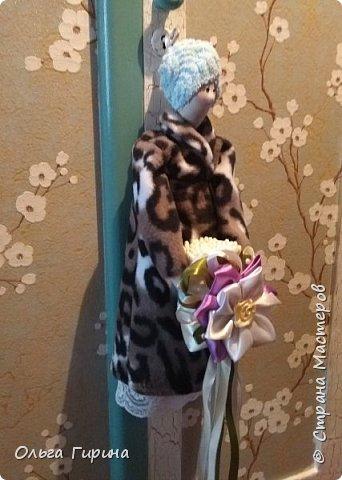 Привет всем,опять я пропадала,но не бездельничала,нашила кукол ,они уже все благополучно раздарены:-)Сшила куклу по мотивам аргентинских кукол. фото 21