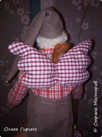 Привет всем,опять я пропадала,но не бездельничала,нашила кукол ,они уже все благополучно раздарены:-)Сшила куклу по мотивам аргентинских кукол. фото 25