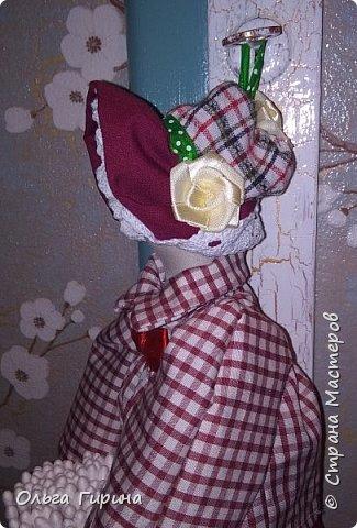 Привет всем,опять я пропадала,но не бездельничала,нашила кукол ,они уже все благополучно раздарены:-)Сшила куклу по мотивам аргентинских кукол. фото 15