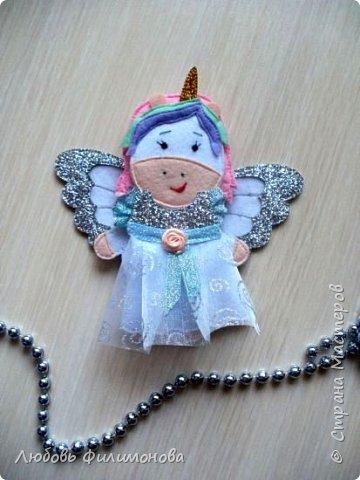 Закончила шить  подарок для Василины  -  встречайте новая героиня единорожка  Молли, милая, красивая. фото 1