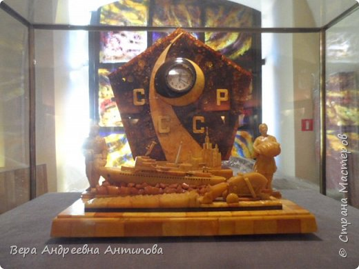 Всем доброго дня! Побывать в Калининграде и не посетить Музей янтаря, это невозможно. И вот с острова Канта мы пришли к Музею янтаря. фото 35