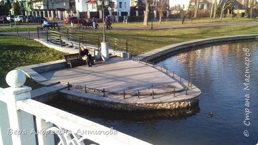 Всем доброго дня!  Мы продолжаем путешествовать по замечательному городу Калининграду. Симпатичные аллеи и парки в городе. фото 18
