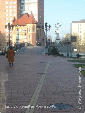Всем доброго дня!  Мы продолжаем путешествовать по замечательному городу Калининграду. Симпатичные аллеи и парки в городе. фото 3